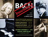 Bach Busonified (November 2009)